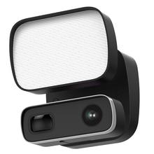 REHENT Outdoor 1080P Floodlight Camera Motion Lighting 1000LM 2 Way Talk Siren Color Night Vision Full HD Security CCTV Camera