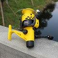 Рыболовные катушки с пластиковой головкой  катушка для спиннинга серии CTR2000-7000  12BB  задний тормоз
