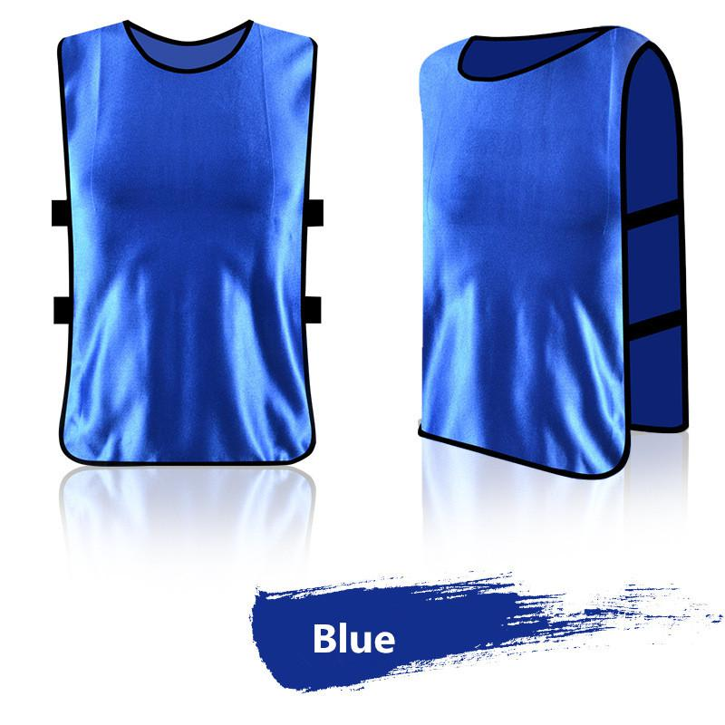 Dropwow Hot Sleeveless Men Kids Soccer Training Jersey Sports ... e8fa0c3e3