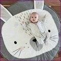 Bebé manta de Abrigo Suave de Franela mantas recién nacido animal oso Swaddling Infantil Cama 95*95 cm Regalo de Los Cabritos