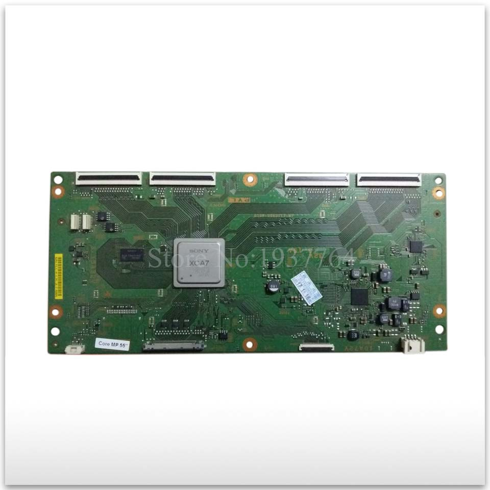 95% new used good working High-quality for original KDL-46HX850 logic board 1P-111CX00-4010 2 e4a ssl4055 rev 1 0 constant board kdl 46 hx720 ex720 kdl 55 used disassemble