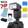 Meike mk-910 mk910 i-hss sync master & slave ttl 1/8000 s speedlight instantâneo para nikon sb-910 sb-900 d750 d7100 d800 d600 DSLR