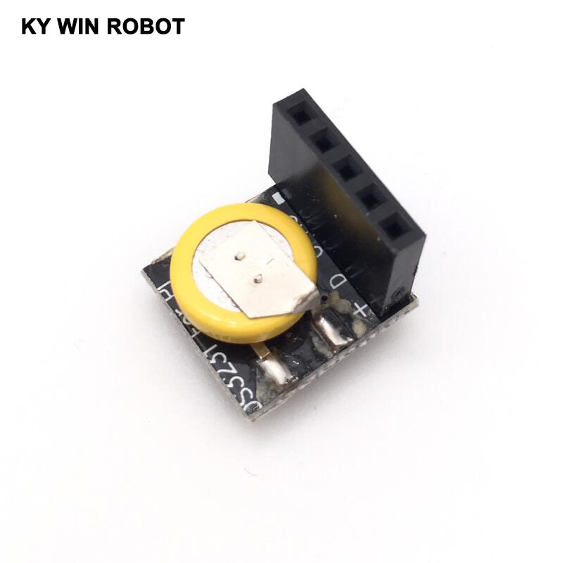 DS3231 Real Time Clock Module for 3.3V/5V with battery For Raspberry Pi