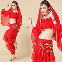 Indian dance clothes belly dance costume set belly dance set dance clothes юбка dance