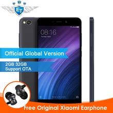Original Global Version Xiaomi Redmi 4A 4 A Pro 2GB 32GB Smartphone 5.0 Inch Snapdragon 425 Quad Core 13MP Camera 3120 mAh OTA