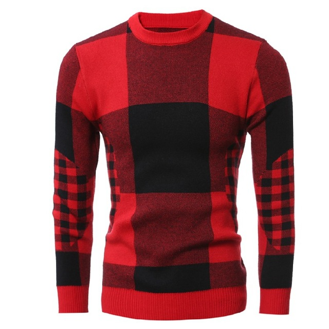 Men Fashion Sweater 2017 Men's Leisure Plus Size Luxury Sweater Mens Pullovers comme Des Garcons Shirt Christmas Pullover Men