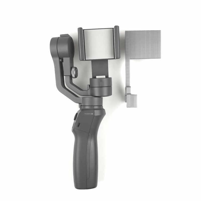 Pour DJI OSMO Mobile 2 stabilisateur de cardan portable support fixe pour OSMO Mobile 2 cardan caméra X Y Z axe support Anti-Swing