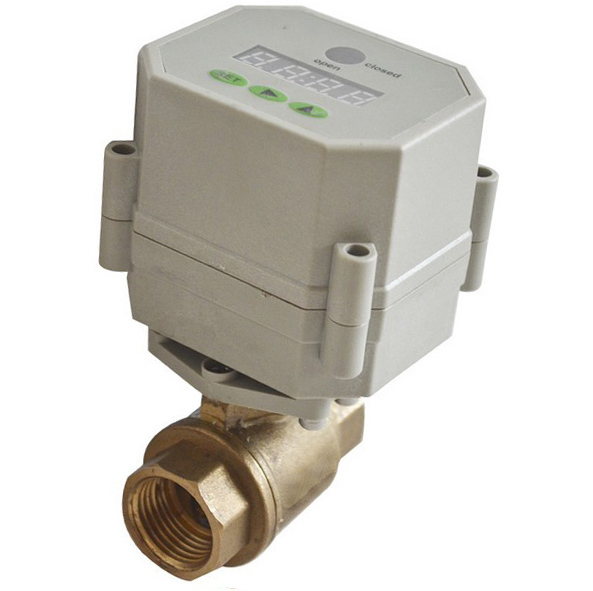 3/8'' brass Timer Valve NPT/BSP,  AC110-230V timer motorized valve for garden, Drain water and water control 3 4 brass time control electric valve ac110v 230v bsp npt can be selected for garden water irrigation drain water air pump