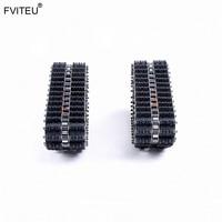 FVITEU Metal Caterpillar Band Kit for 1/5 HPI Baja 5B SS 5T 5SC