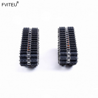 FVITEU Metal Caterpillar Band Kit for 1/5 HPI Baja 5B SS 5T 5SC