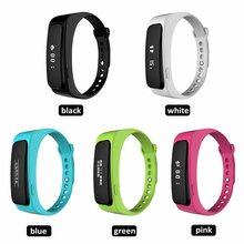 Браслет Bluetooth 4.0 нажмите сообщение напоминание S2 Смарт часы умный браслет наручные часы для iOS iPhone & Android-смартфон