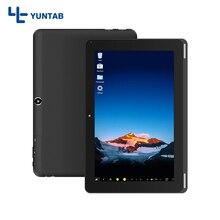 """YUNTAB 10.1 """"Android 5.1 B102 Tablet PC Quad core 1 GB de RAM-16 GB De Almacenamiento con Doble cámara de IPS 800 * Pantalla Táctil de 1280 6000 mAH"""