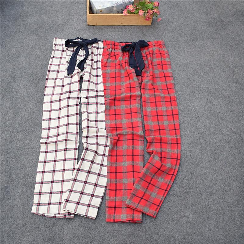 Pants For Women Cotton Woven Velveteen Women Lounge Sleep Bottoms Trousers