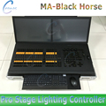 for dj /nightclud MA stage lighting controller grandma2 on pc command wing for dj event ma black horse