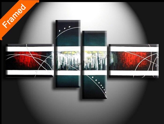 Vente chaude toile photo peinture à l'huile populaire décoration murale toile art multi panneaux mur art pour la décoration de la maison