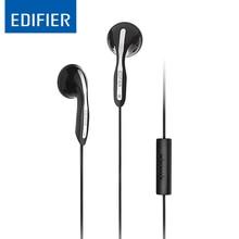 Edifier P180 HIFI Auriculares de Rendimiento de gama Alta Estéreo Bass Auriculares con Micrófono Para El Teléfono Móvil Tablet