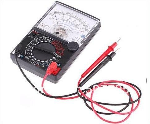 YX-360TRN Electric Meter Tester Multimeter ,Digital Meter/Analog Analogue Multitester Multimeter,freeshipping,Dropshipping