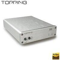TOPPING D30 DSD hifi fever desktop MP3 Audio Decoder board XMOS USB DAC Coaxial Optical Fiber CS4398 24Bit 192KHz Original shop