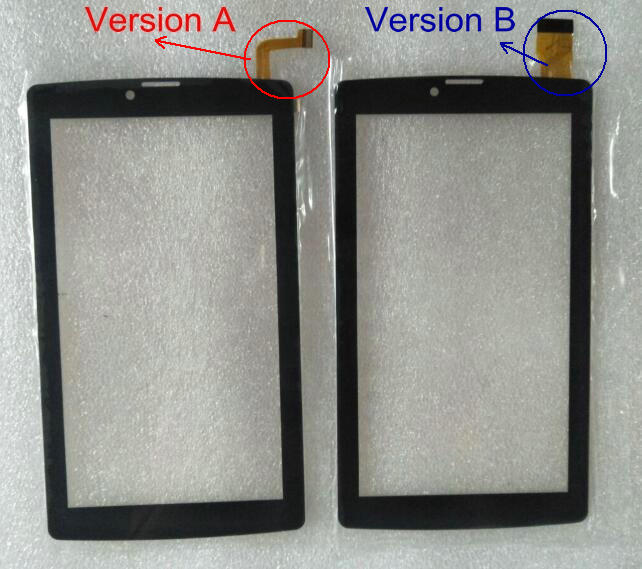 New touch screen Touch panel Digitizer Glass Sensor Replacement For 7 Digma Plane 7006 4G PS7041ML Tablet replacement touch screen digitizer glass for lg p970 black