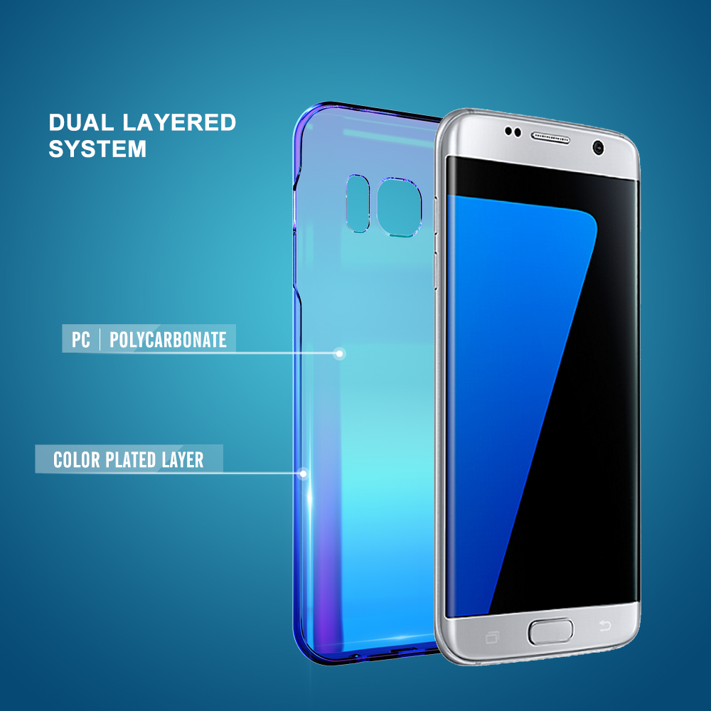 floveme cool blue ray plastic case for samsung galaxy s7 s8 s8 plus s7 s6 edge case a5 a3 2017. Black Bedroom Furniture Sets. Home Design Ideas