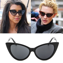 Classic Sexy Cat Eye Sunglasses Women Purple Red Lens Sun glasses Fashion Light Weight Sunglass for women Vintage Resin Eyewear