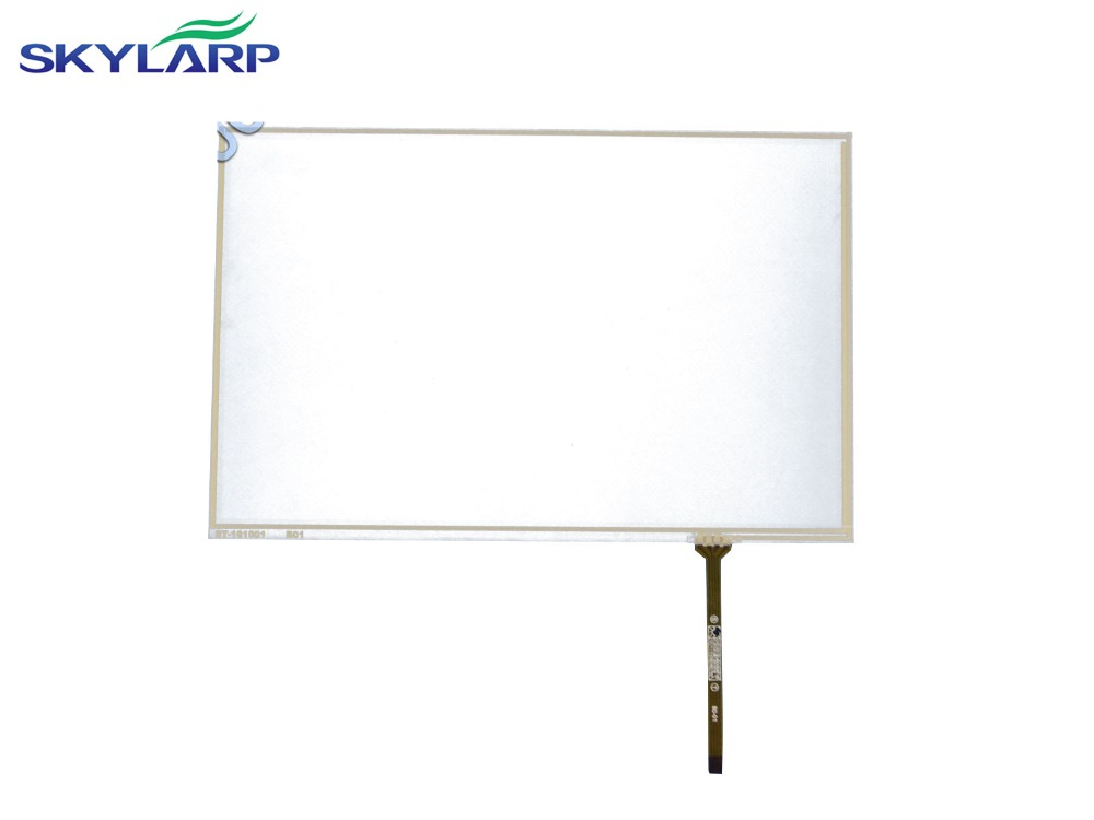 New 10.1inch 4 Wire Resistive Touch Panel Glass for N101ICG-L21 228x149mm LED Screen touch panel Glass Free shipping  цены