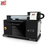 31 градусов 30*50 см УФ Цвет струйный принтер планшет футболка печатная машина 3d тиснение чехол для телефона металл/ деревянный/ПВХ принтеры