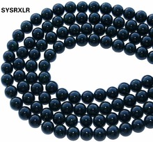 Wholesale Charm Natural Stone Beads Round Dark green Sands Loose For DIY Women& Men Jewelry Bracelets 4 6 8 10 12 MM