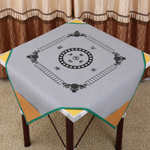 Table-Cloth Mahjong-Mat Board-Game Silence Or 1x1m Reduce-The-Noise Household High-Grade