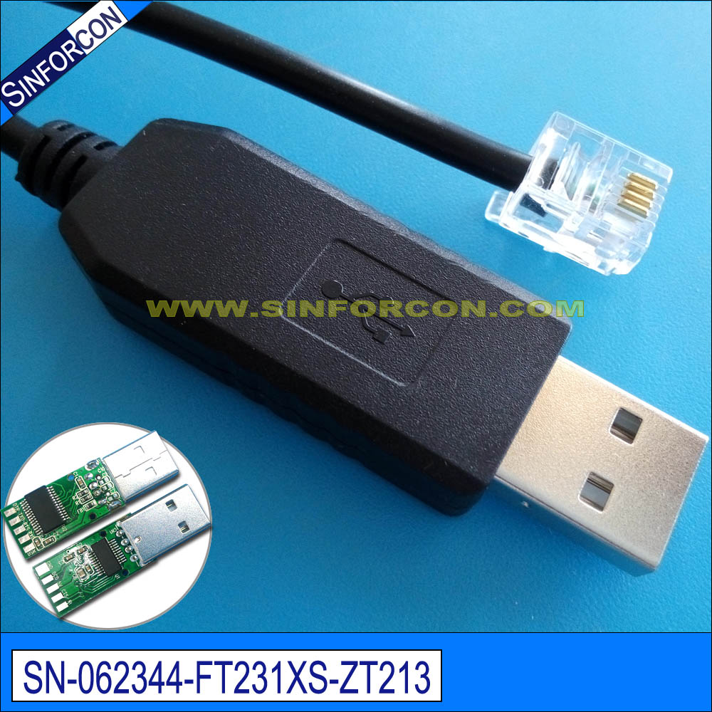 ftdi usb rs232 to rj11 serial cable for pc connect celestron nexstar eq6 hand control cable handcontroller serial телескоп celestron nexstar 130 slt