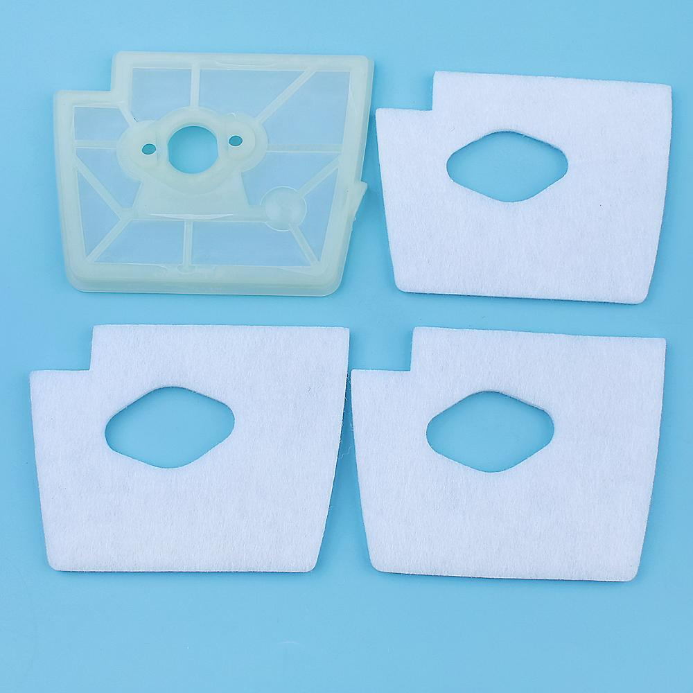 Air Filter Base Cleaner For Stihl FS160 FS180 FS220 FS220K FR220 FS280 FS290 Trimmer Brushcutter 4119 120 1600 , 4119 141 0300