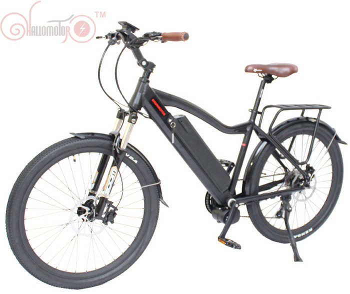 Conhismotor 48v 350w 500w torque sensor mid drive motor for Mid motor electric bike