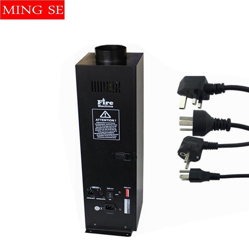 200W Four Corner stage flame machine Spray Fire Machine Dmx Flame Projectors Stage Equipment DMX Fire Machine все цены