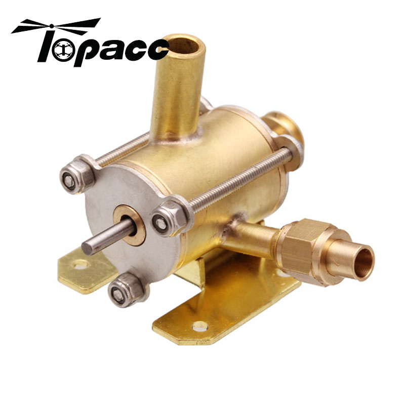 Science Discovery Toys High Speed Steam Mini Engine Metal For Turbine Model Learning Educational Toy For Student Children