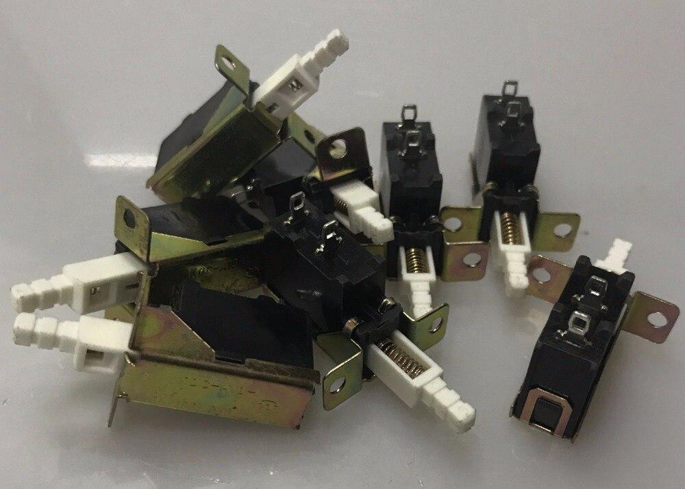 ٩ ۶20 X Noir Electrique Tactile Tact Push Button Switch 2 Dip