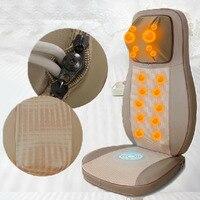 Ho Применение держать Электрический Средства ухода за кожей массажное кресло ролик плеча массажер для диван Применение Бесплатная доставка