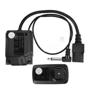 Image 4 - Godox DM 04 Wireless Estúdio Gatilho Flash para Canon, Nikon, Pentax, Olympus, Samsung, 4 Canais, cabo de Alimentação AC, Velocidade de sincronização 1/200 s