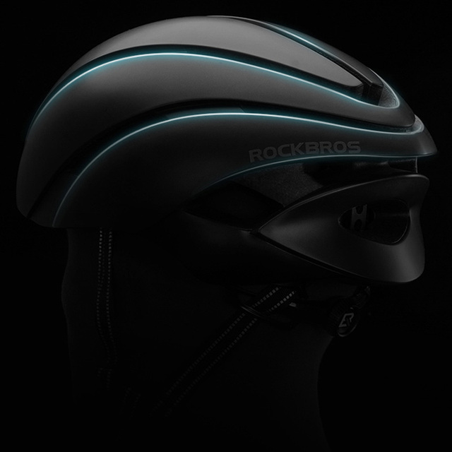 Protective Lightweight Reflective Bicycle Helmet