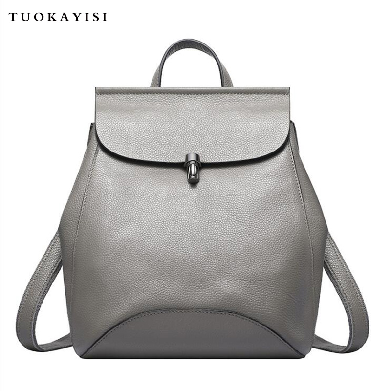 Classic Original Backpack Women Leather Female Backpacks Teenager School Bags Mochila Feminina Rucksack backpack women
