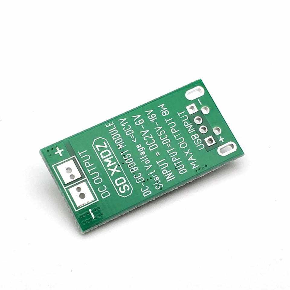 8 W Entrée USB DC-DC 5 V à 12 V Convertisseur de Module D'alimentation Module