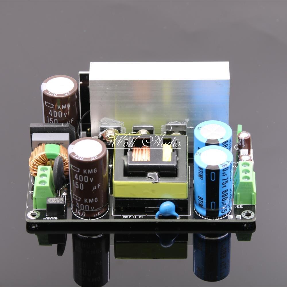 500W HIFI Audio LLC Soft Switching PSU Board For Power Amplifier 24V 35V 48V