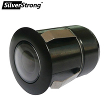 SilverStrong Универсальная автомобильная задняя камера CCD, задняя камера, Тип дрели для парковки, ночное видение, подходит для всех автомобилей, водонепроницаемый