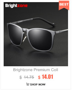 Light-weight Flexible Titanium No-screw Pc Polarized Personality Man Sunglasses Driving Men Woman Eye Glasses With Original Box Jade White Apparel Accessories