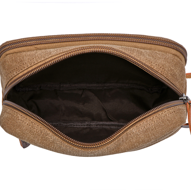Lovely Fashion Toiletry Bags Canvas Travel Wash Cosmetic Bag Small  Organizer Women Makeup Bags Neceser Make Up Case Storage-in Cosmetic Bags    Cases from ... e5c436263ba5c