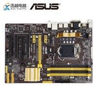 Asus Z87 K Desktop Motherboard Z87 Socket LGA 1150 i7 i5 i3 DDR3 32G SATA3 USB3.0 ATX