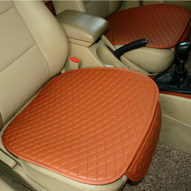 Image 3 - leather car seat cushion four seasons seat cushion, car seat covers,seat cover for ford, for all cars-in Automobiles Seat Covers from Automobiles & Motorcycles