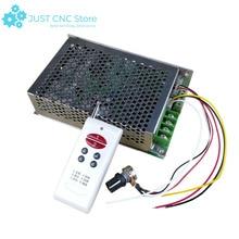 цена на wireless remote control switch dc motor speed controller 12V 24V 30V 30A positive negative dual output power supply