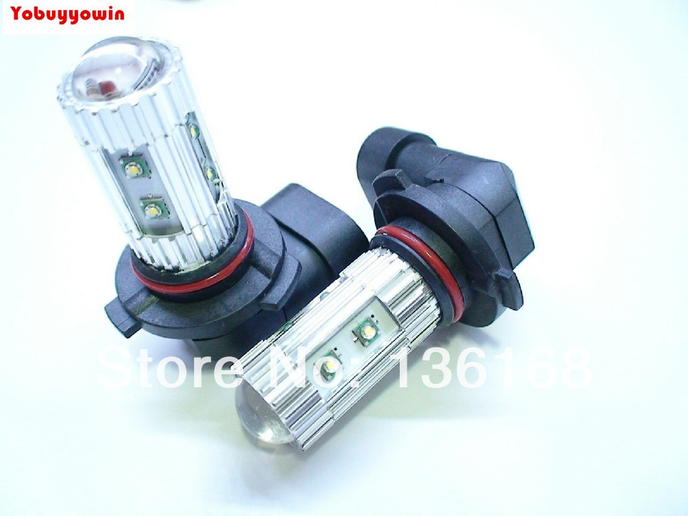 On Sales! 2Pcs/lot Xenon HID WHITE 50W High Power 9005 HB3 9006 HB4H10 9145 Cree Chips LED Fog Light bulbs DRL Driving Lamp платье lucky move lucky move mp002xw1f73c
