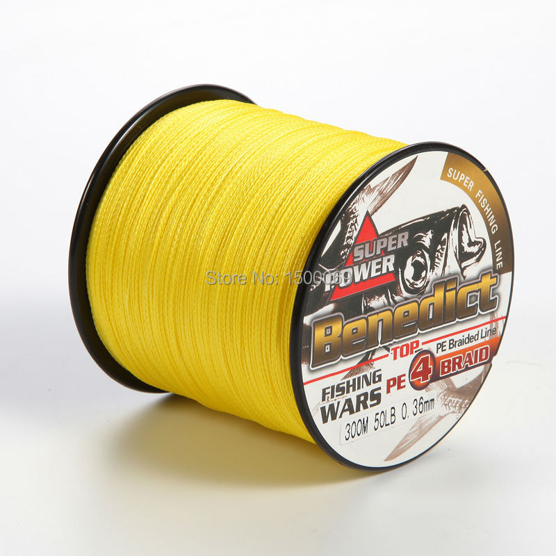 4strands 300M yellow