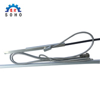 Digital Readout Magnetic linear Scale Encoder Reading Head 5 Micron Resolution SOHO